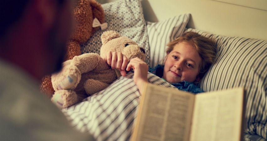 Inspiring Sisters Help Struggling Families By Reading Bedtime Stories On Facebook Live