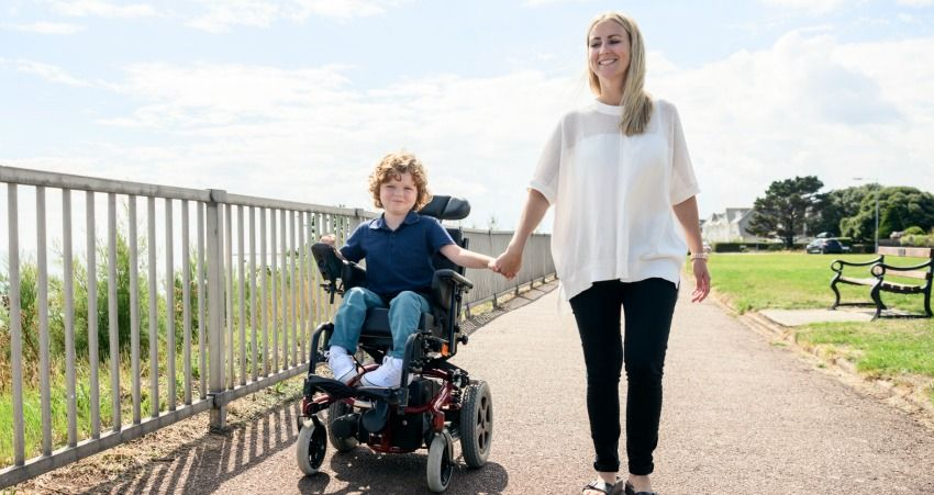 Khol's Is Releasing An Adaptive Clothing Line For Kids With Special Needs