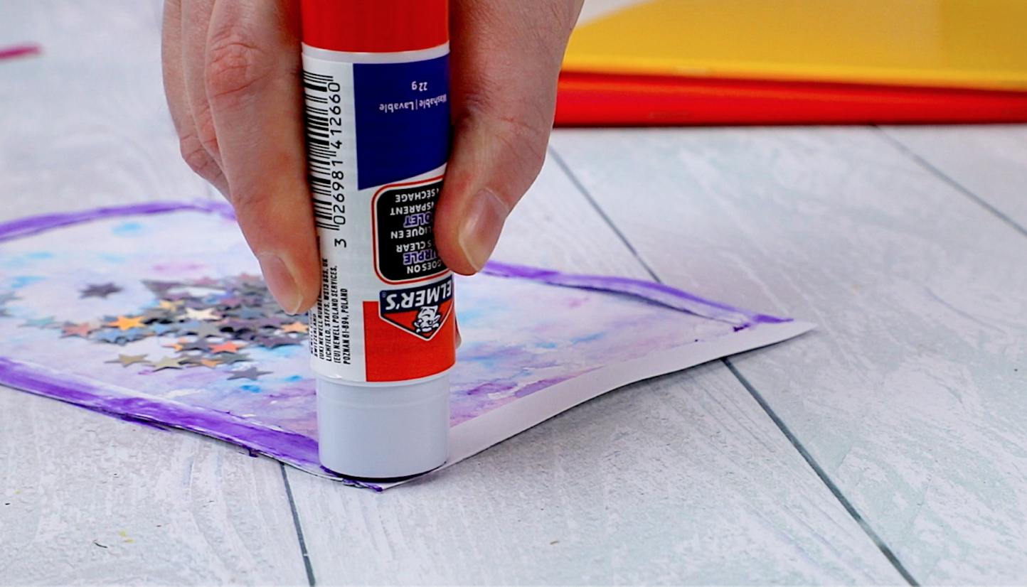 Stick To Playtime: Back To School Crafts with Elmer's Glue